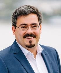 Gabriel Kunze, Vorsitzender der Bonner SPD